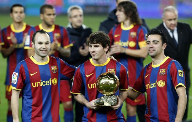 Iniesta tính chuyện rời Barca: Đế chế trên bờ vực lụi tàn - 2