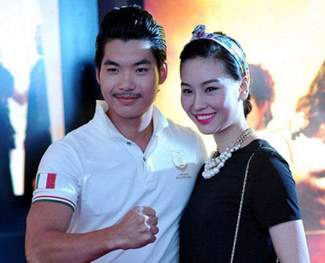 Trương Nam Thành thờ ơ khi bị bạn gái siêu mẫu tố hủy hôn vì ngoại tình - 1