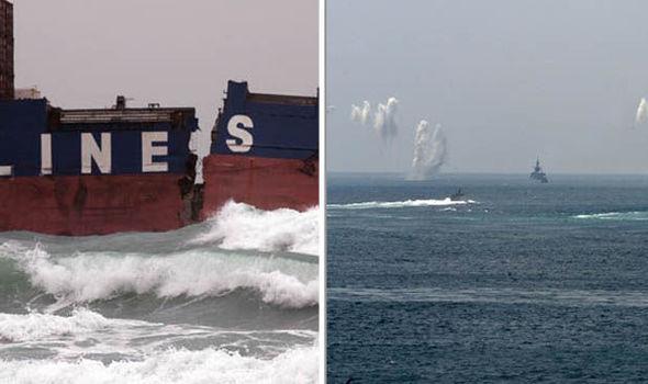 """Tam giác quỷ Bermuda mới """"nuốt chửng"""" 85 tàu thuyền - 1"""