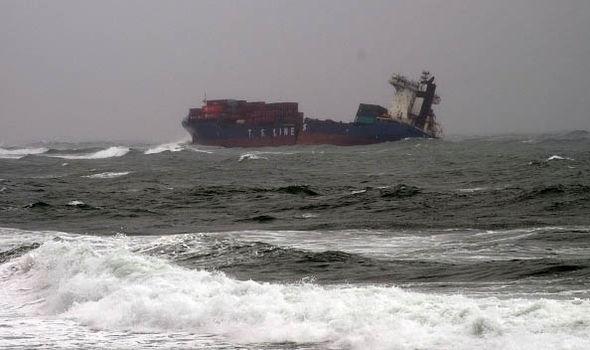 """Tam giác quỷ Bermuda mới """"nuốt chửng"""" 85 tàu thuyền - 3"""