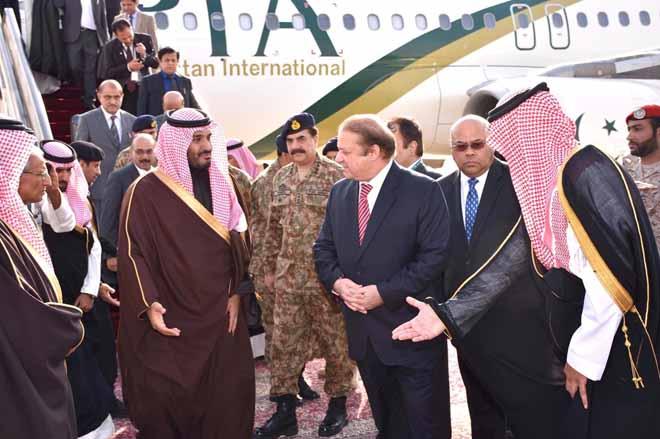 Lo Pakistan đưa quân đến Qatar, Ả Rập Saudi ra tối hậu thư - 2