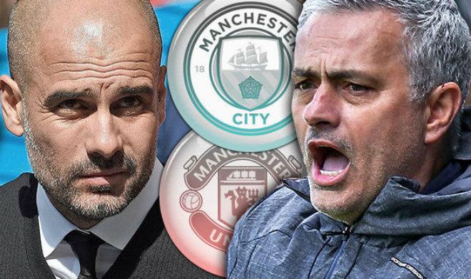 MU - Man City chiêu binh dụ tướng: Mourinho - Pep đấu tay đôi - 1