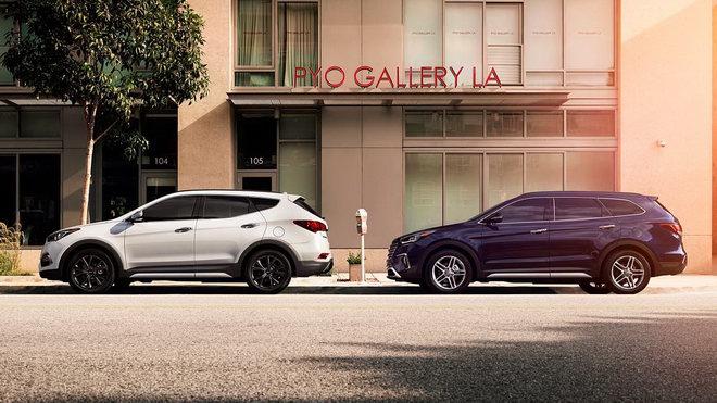 Hyundai Santa Fe 2018 có giá chỉ từ 567 triệu đồng - 2