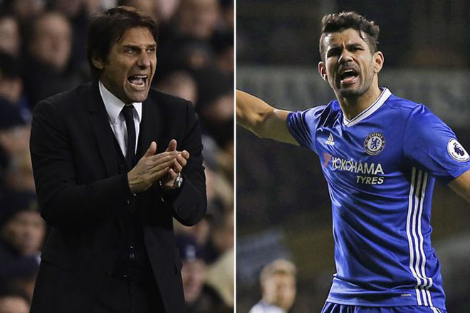 "HLV Conte ""trảm"" Costa: Dập mầm họa hay báo hại Chelsea - 1"