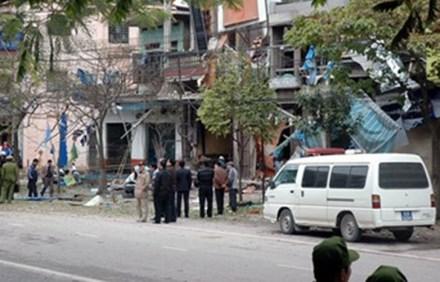 Phúc thẩm vụ nổ mìn tại nhà Giám đốc Công an Thái Nguyên - 1