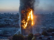 Thế giới - Nghẹn ngào lời nhắn vĩnh biệt của nạn nhân vụ cháy London
