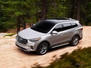 Hyundai Santa Fe 2018 có giá chỉ từ 567 triệu đồng