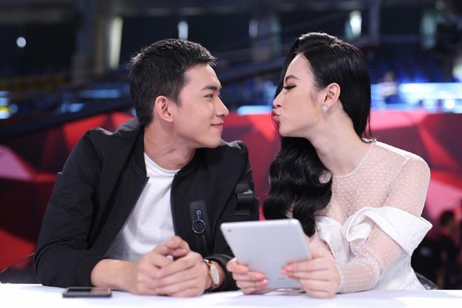 Angela Phương Trinh được Võ Cảnh thổ lộ tình cảm trên truyền hình - 2