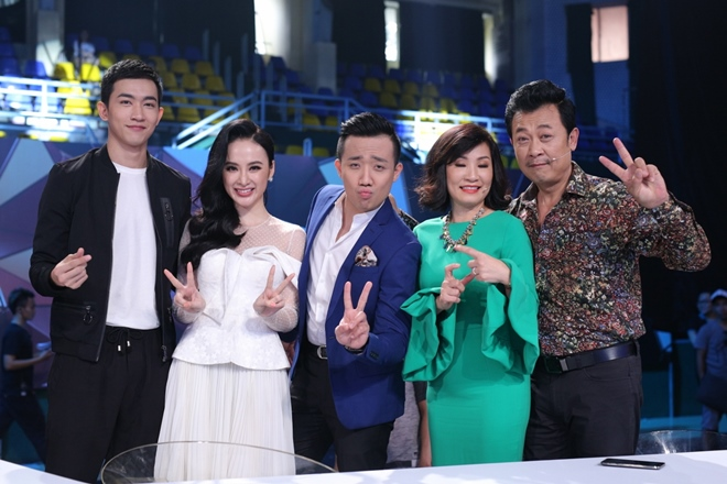 Angela Phương Trinh được Võ Cảnh thổ lộ tình cảm trên truyền hình - 3