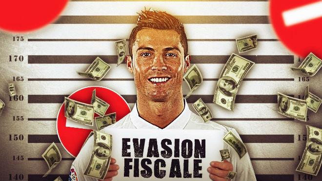 Ronaldo phải nộp 760 tỉ VNĐ, có 60 ngày chạy án tù trốn thuế - 1