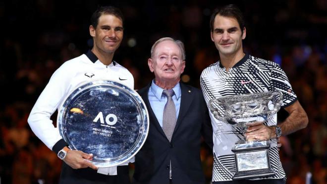 Nadal hay Federer: Ai mới vĩ đại nhất lịch sử tennis? - 1
