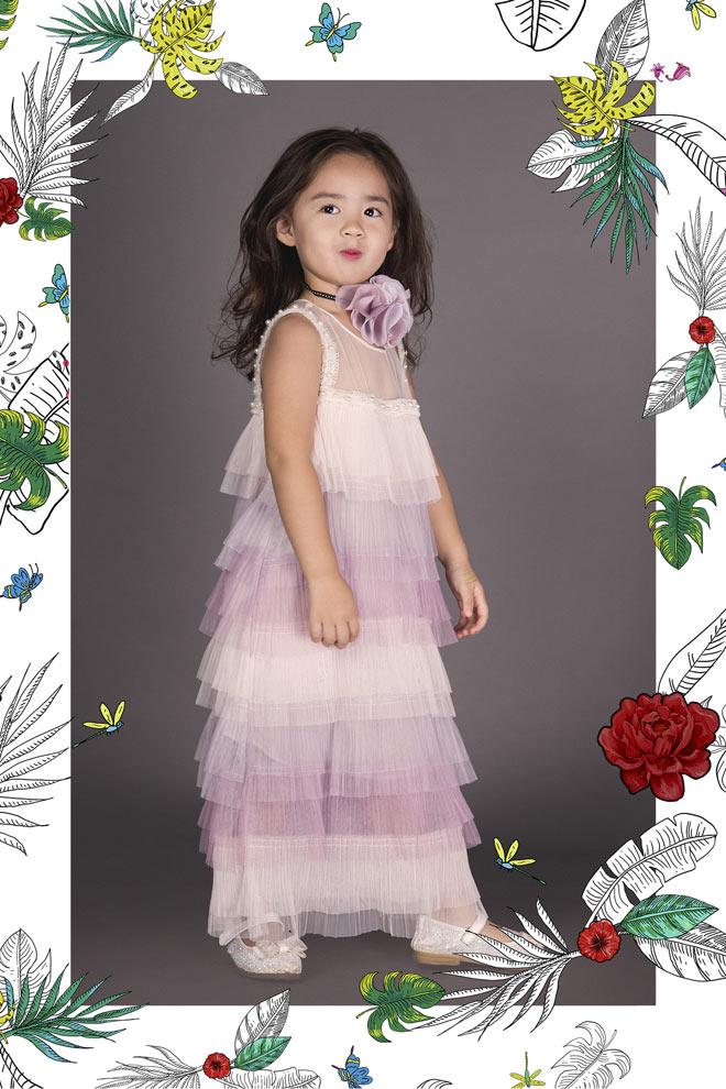 BST dành cho các thiên thần nhỏ tràn ngập màu sắc của Elise - 5