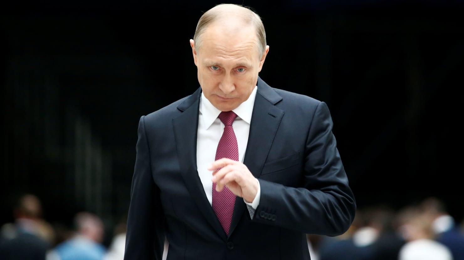 Ông Putin lần đầu thừa nhận có cháu ngoại - 1