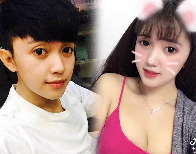 1.Lương Hương Giang: Cô gái 23 tuổi này khiến bao chàng trai rung động vì vẻ ngoài quá nữ tính của mình sau khi chuyển giới.