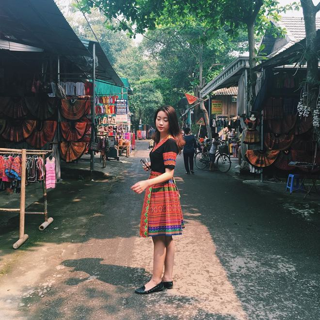Người yêu tin đồn Noo Phước Thịnh hóa mỹ nữ vùng cao - 3