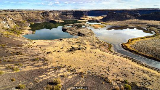 Lần theo dấu vết thác nước lớn nhất lịch sử Trái Đất - 4