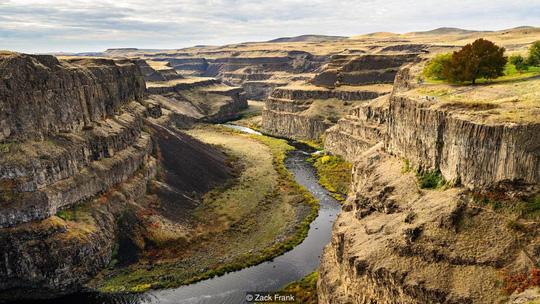 Lần theo dấu vết thác nước lớn nhất lịch sử Trái Đất - 9
