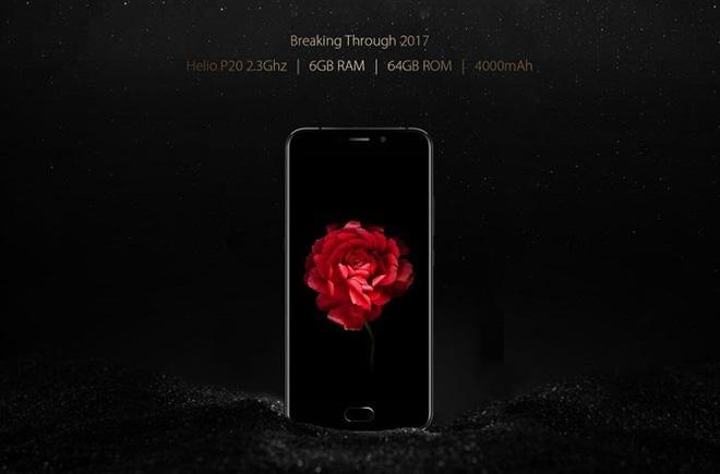 """Điện thoại Smartphone UM Plus E """"gây sốt"""" giới công nghệ - 2"""