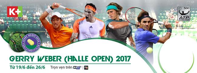 Gerry Weber Open: Sàn diễn của Roger Federer? - 1