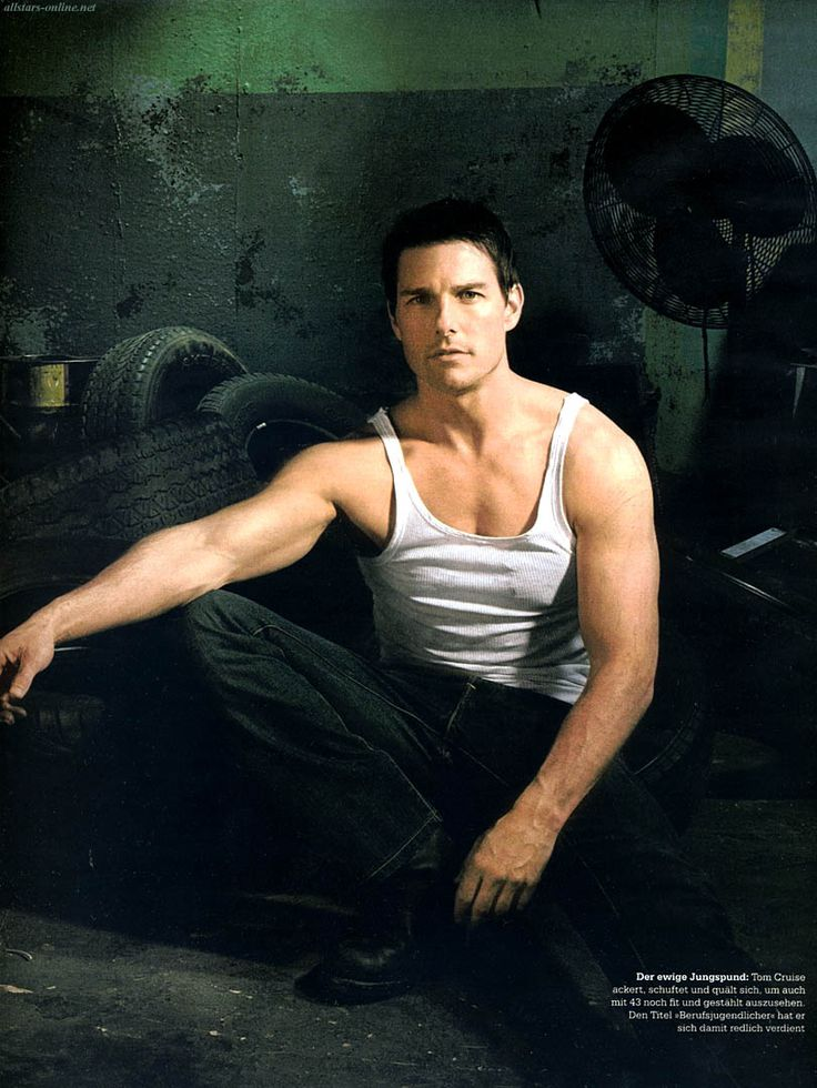 U60 Tom Cruise hé lộ tuyệt kỹ giữ phong độ trước các người tình màn ảnh - 12