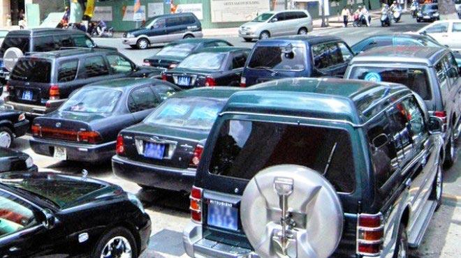 """Nghệ An: Thanh lý xe công """"giá bèo"""", có xe chỉ bán được 6 triệu đồng - 1"""