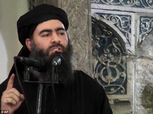 Thủ lĩnh tối cao IS vừa bị tiêu diệt vì bom Nga? - 1