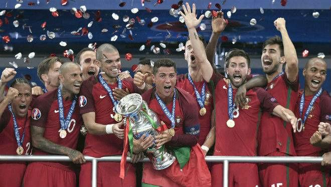 """Confederations Cup 2017: Ronaldo vô địch, """"knock-out"""" Messi giành QBV - 1"""