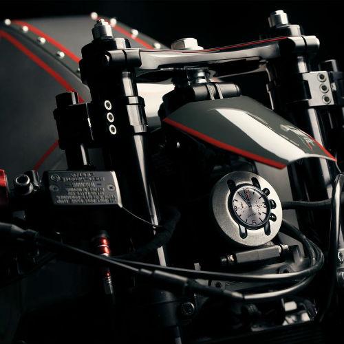 Độc đáo Yamaha XSR900 độ Đứa con Thời gian - 2