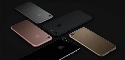 """iPhone 7 và iPhone 7 Plus bán """"chạy"""" nhất nước Mỹ trong quý 1 - 1"""