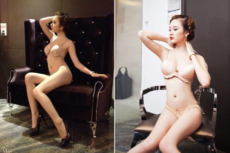 Ngã ngửa khi thấy ảnh Nhã Phương, Angela Phương Trinh trước khi chỉnh sửa - 2