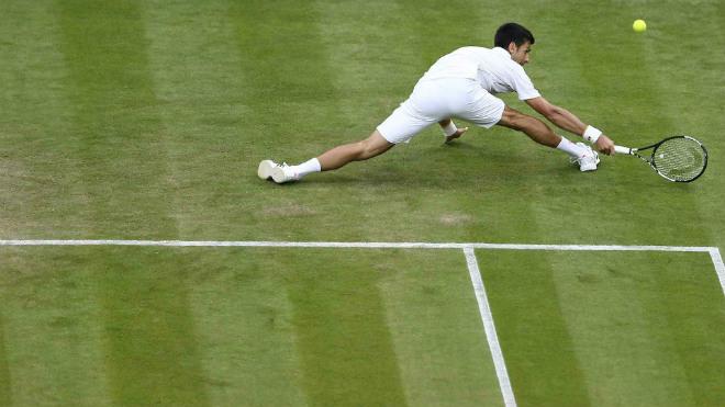Tin thể thao HOT 16/6: Djokovic đổi ý, dự giải tiền Wimbledon - 1