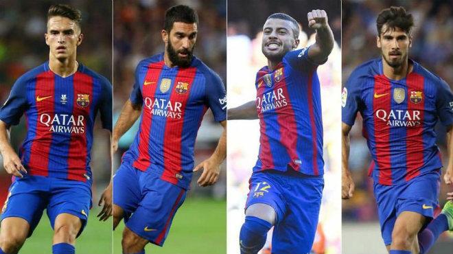 """Barca, hồi sinh trái tim: Chờ """"Tiểu Pirlo"""" và """"Phù thủy nhỏ"""" - 3"""