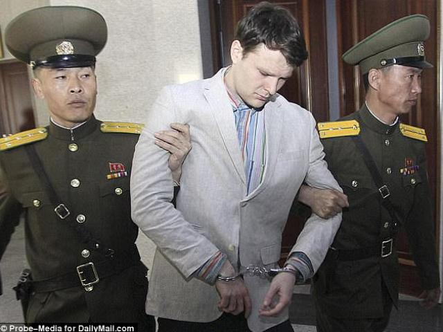 Vụ sinh viên Mỹ mất mô não ở Triều Tiên: Gia đình nói gì?