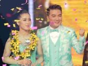 """TV Show - """"Đối thủ"""" Jang Mi đăng quang Thần tượng Bolero, fan Quang Lê hụt hẫng"""