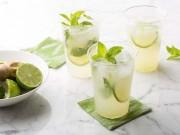 Ẩm thực - Mojito chanh bạc hà – thức uống tuyệt vời cho mùa hè