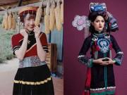 Thời trang - Người yêu tin đồn Noo Phước Thịnh hóa mỹ nữ vùng cao