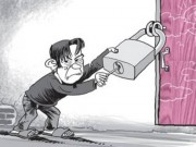 Góc đồ họa - Xả xì chét: Nạn nhân của vụ mất trộm có một không hai