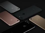 """Thời trang Hi-tech - iPhone 7 và iPhone 7 Plus bán """"chạy"""" nhất nước Mỹ trong quý 1"""