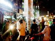 An ninh Xã hội - Thông tin bất ngờ vụ tài xế Grabbike hỗn chiến trước bến xe