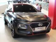 """Tin tức ô tô - Hyundai Kona mới ra mắt có bản đặc biệt """"Iron Man"""""""