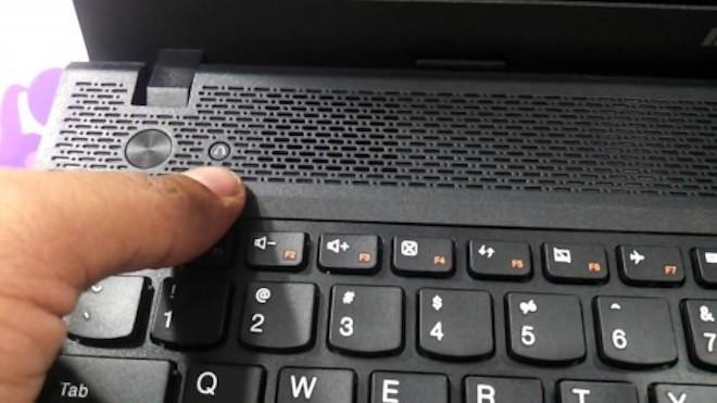 Cách truy cập vào BIOS trên máy tính xách tay phổ biến - 1