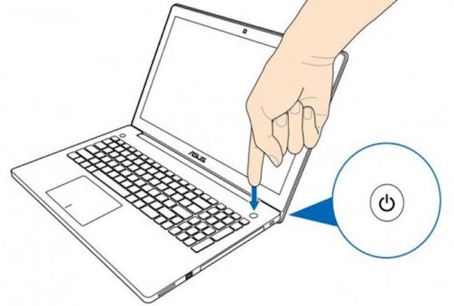 Cách truy cập vào BIOS trên máy tính xách tay phổ biến - 2