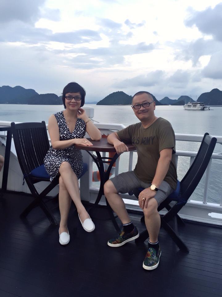 Cuộc sống hôn nhân đời thực ít biết của dàn sao Sống chung với mẹ chồng - 10