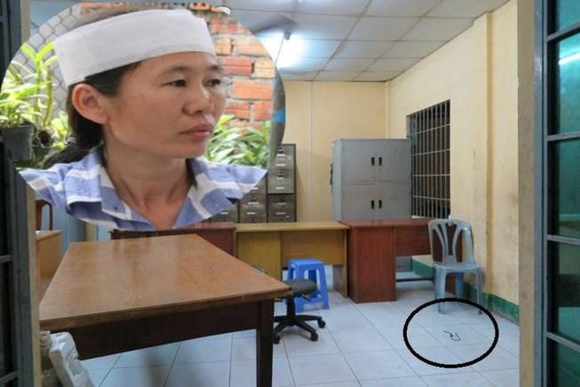 Thông tin mới vụ treo cổ chết ở công an phường Tam Bình - 1