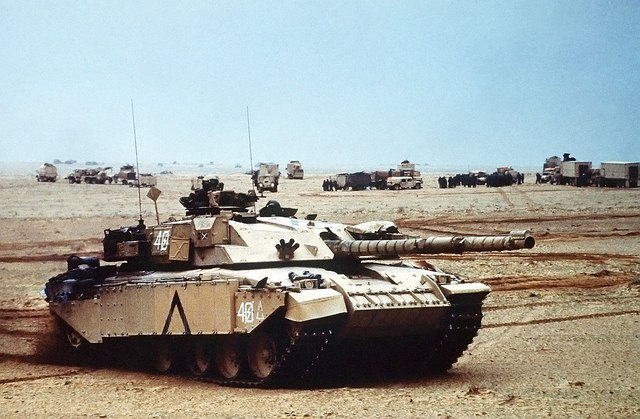 Chiến tranh vùng Vịnh: Trận lớn nhất bom vùi đạn dập Iraq - 3