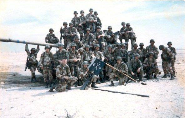 Chiến tranh vùng Vịnh: Trận lớn nhất bom vùi đạn dập Iraq - 4