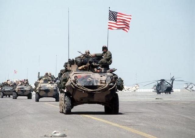 Chiến tranh vùng Vịnh: Trận lớn nhất bom vùi đạn dập Iraq - 11