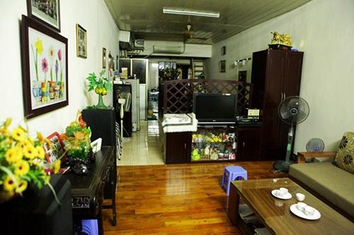 Hoa hậu Mỹ Linh, Thu Thảo cát-xê cao ngất vẫn ở nhà tập thể, căn hộ đơn sơ - 3