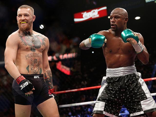 Boxing tỷ đô: McGregor