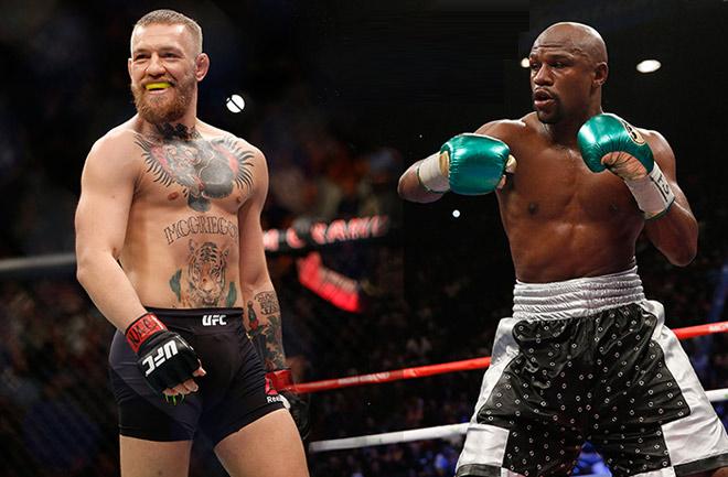 """Boxing tỷ đô: McGregor """"thần quyền"""", ngán gì Mayweather - 1"""